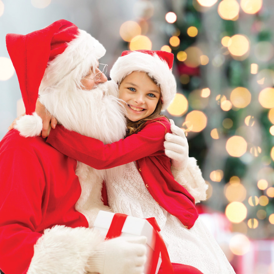 saturdays with santa presented by bon air center marinartsorg - Santa Claus With Kids