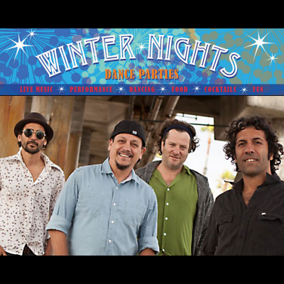 Winter Nights: Latin Fusion Music and Dancing with...
