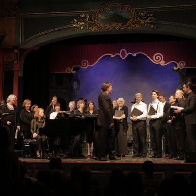 Throckmorton Chorus Winter Concert