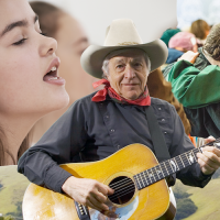 Sound Orchard Winter Fest - with Ramblin' Jack Elliott