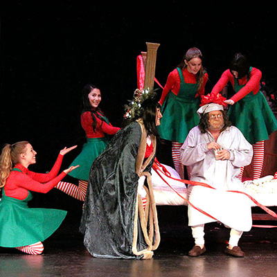 A Christmas Carol: The Broadway Musical