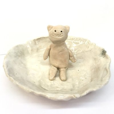 Ceramics, Clay + Pottery