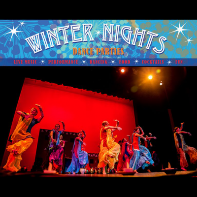 Winter Nights: The Colors of India, Dholrhythms Dance Company