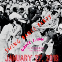 Swing Dance Party! + Free Intro Swing Class