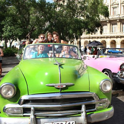 Teen Summer Photography Program in Cuba