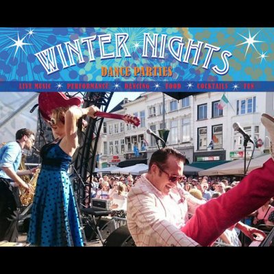Winter Nights: Steve Lucky & The Rhumba Bums