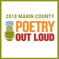 2018 Marin County Poetry Out Loud Competition