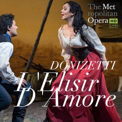 MetOpera Live HD: L'Elisir D'Amore
