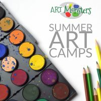 Drawing in the Gallery Summer Camp