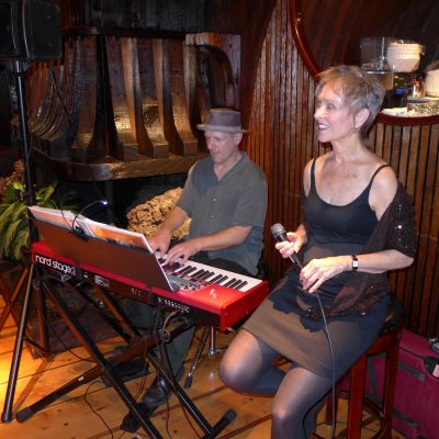 Audrey Moira Shimkas Jazz Duo
