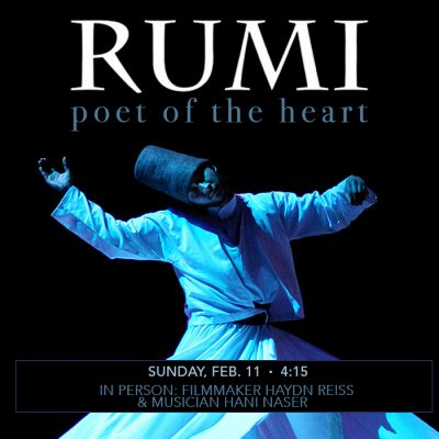 Rumi: Poet of the Heart