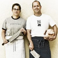 Fresh Starts: Zazu and Dave the Butcher