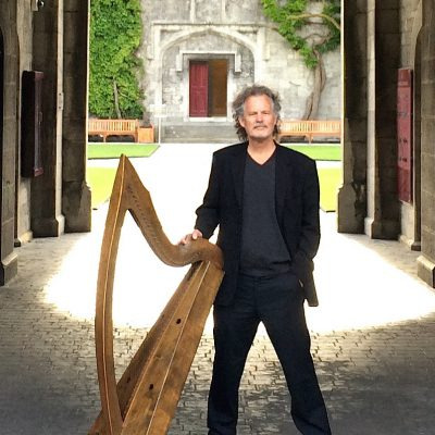 """Patrick Ball/Celtic Harp: """"Come Dance With Me In..."""