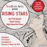Rising Stars: 27th Annual Marin High School Art Sh...