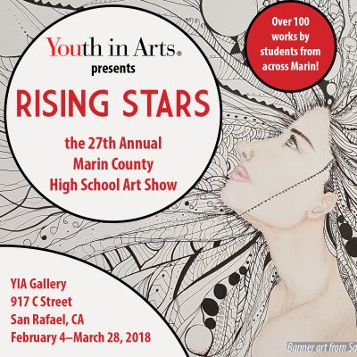 Rising Stars: 27th Annual Marin High School Art Show