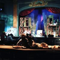 Set Building and Construction Intensive: In the Heights