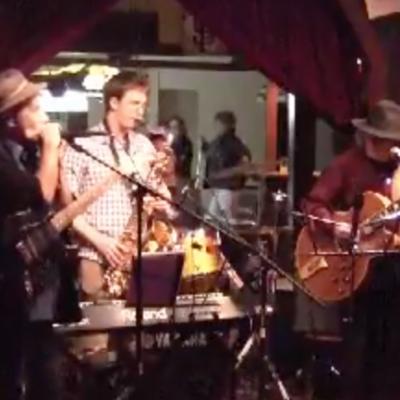 Cascade Canyon Band