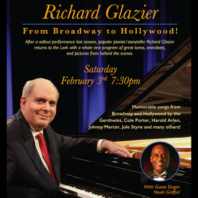 Richard Glazier: From Broadway to Hollywood