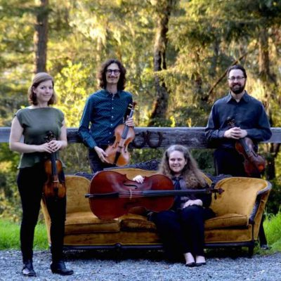 Sylvestris Quartet: From Dover Beach to Wenlock Edge