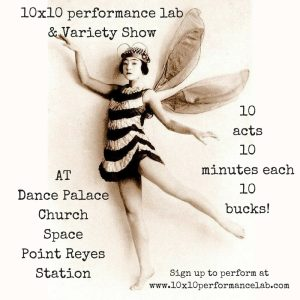 10x10 Performance Lab & Variety Show