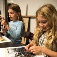 Photography and Experimental Printing Camp for Kids