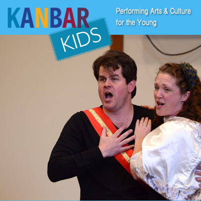 Kanbar Kids: Flute for Two with SF Opera