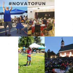 Novato Parks, Recreation & Community Services