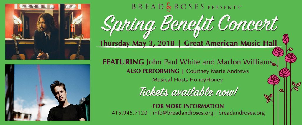 Bread&Roses_Spring Benefit