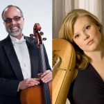 Friday Music & Morsels: Cellist Emil Miland & Harpist Meredith Clark