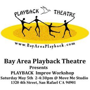 Playback Theater Improv Workshop