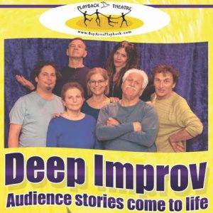 Deep Improv: Audience stories come to life