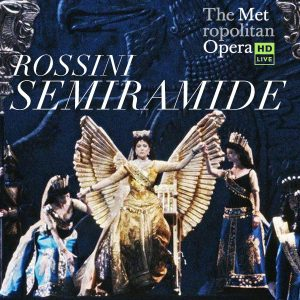 Met Opera LIVE in HD: Semiramide