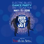 Electric Blues Dance Party with Pride & Joy