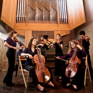 MUSA Baroque Orchestra: The Birth of the String Sy...