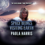 Paola Harris: Space Beings Visiting Earth
