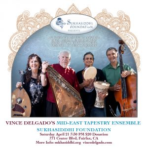 Vince Delgado's Mid-East Tapestry Ensemble