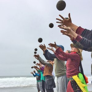 Restore and Create: Earth Day Celebration at Stinson Beach
