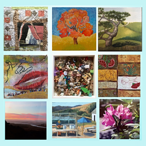 12 x 12 Art Show and Silent Auction