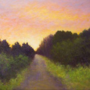 "Victoria Veedell ""Landscapes"" / Carol Duchamp ""Meanderings"""
