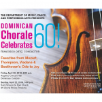 Dominican Chorale Spring Concert