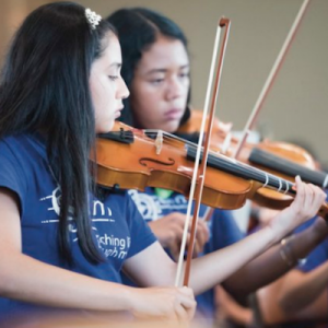 Guiding Youth Through Music: Music For All