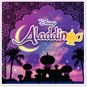 Katia and Company presents: Aladdin!