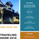 2018 Summer Traveling Show Kickoff