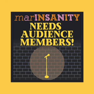 "Be part of the ""marINSANITY!"""