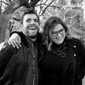 Jennifer Hartswick & Nick Cassarino