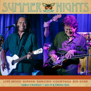 Summer Nights: Henry Kapono w/ Johnny Valentine