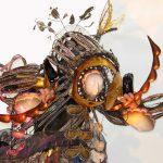Sha Sha Higby: Paper Wings II, Dance In A Sculptural Costume