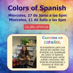 Colors of Spanish - Spanish Story Time