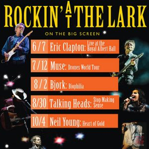 Rockin' at the Lark: Concerts on the Big Screen