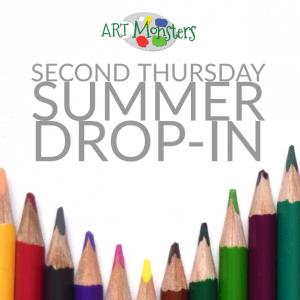 2nd Thursday Summer Drop-In